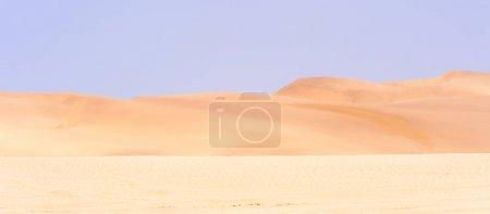 Foto de Dunas de arena en el Parque Nacional Namib-Naukluft, Namibia - Imagen libre de derechos