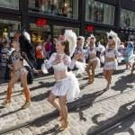 HELSINKI, FINLAND - JUNE 10, 2017: Helsinki Samba ...