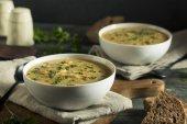 Soupe de haricots blanc fait maison