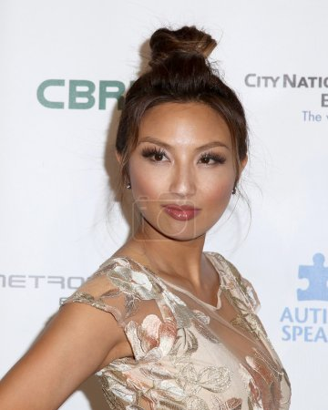television personality Jeannie Mai