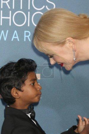 Sunny Pawar Nicole Kidman