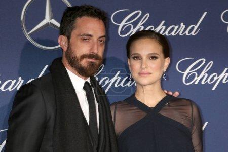 Pablo Larrain, Natalie Portman