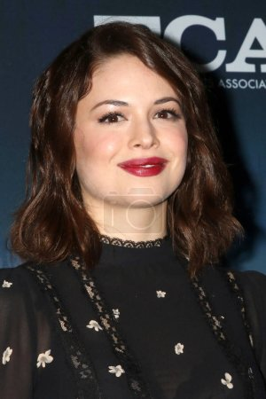 actress Conor Leslie