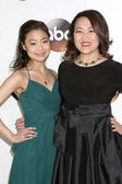 LOS ANGELES - JAN 10:  Krista Marie Yu, Suzy Nakam