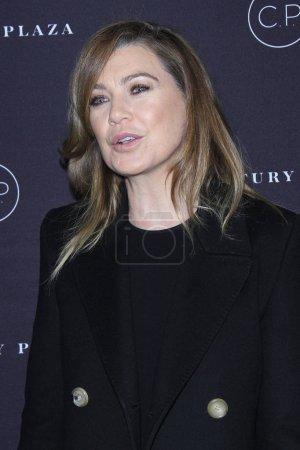 Actress Ellen Pompeo