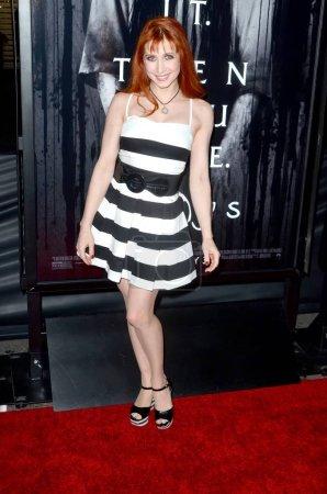actress  Bonnie Morgan