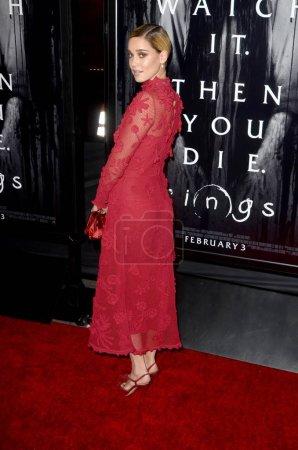 actress Matilda Lutz