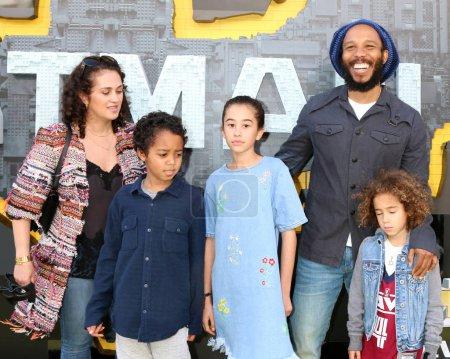 Ziggy Marley, family