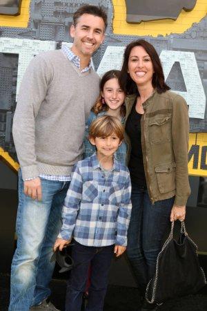 Janet Evans, family
