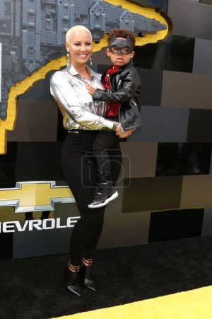 Amber Rose, Sebastian Thomaz