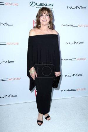 actress Linda Gray