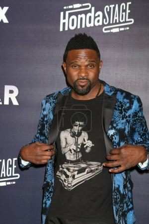 actor Darius McCrary
