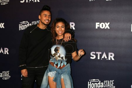 Quincy Brown, Paige Hurd