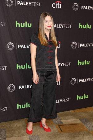 actress Melissa Benoist