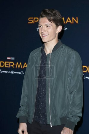 actor Tom Holland