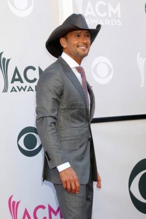 singer Tim McGraw