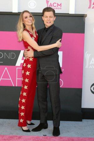 Frankie Ballard and Christina Murphy