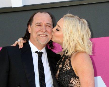 Racheal Lynn Woodward with father