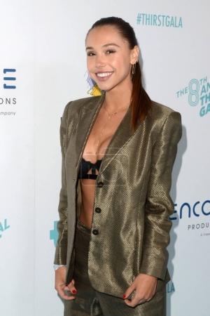actress Alexis Ren