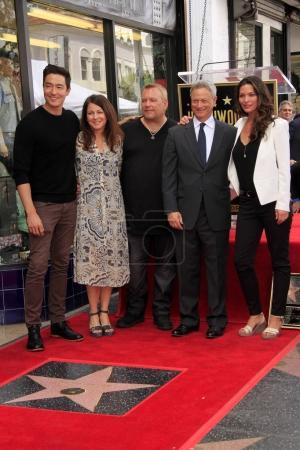 Criminal Minds Guests, Daniel Henney, Gary Sinise, Alana De La Garza