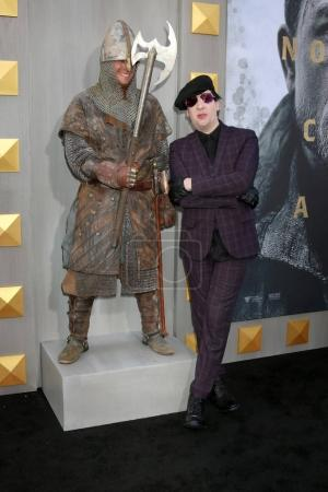 Marilyn Manson Brian Hugh Warner