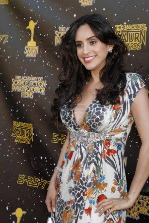 actress Valerie Perez