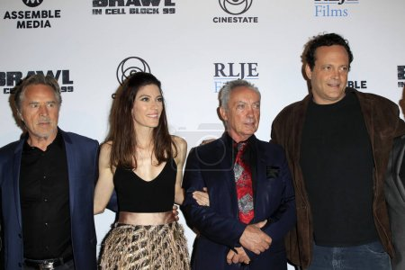 Don Johnson, Jennifer Carpenter, Udo Kier, Vince Vaughn