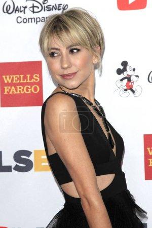 actress Chelsea Kane
