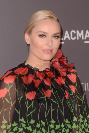 Photo for Alpine ski racer Lindsey Vonn at the LACMA: Art and Film Gala in Los Angeles, CA - Royalty Free Image