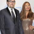 Постер, плакат: Producer Matthew Asner and Navah Paskowitz Asner at the 2017 D R E A M Gala at the Montage Hotel in Beverly Hills CA