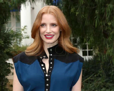 PALM SPRINGS - JAN 3:  Jessica Chastain at the PSI...
