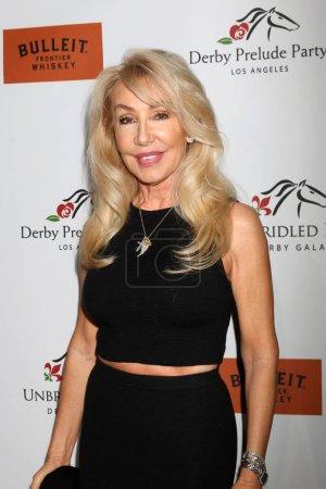actress Linda Thompson