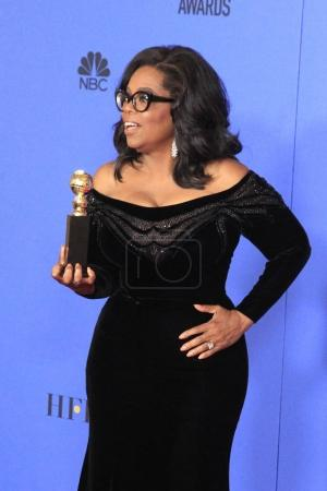 actress Oprah Winfrey