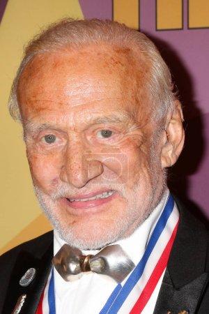 actor Buzz Aldrin