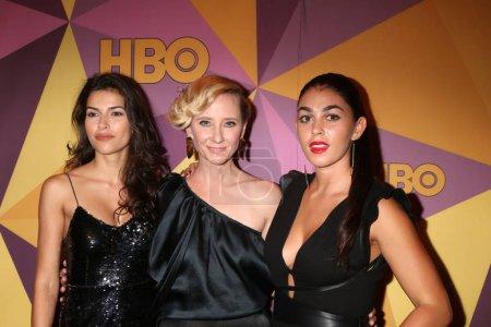 Sofia Pernas, Anne Heche, Natacha Karam