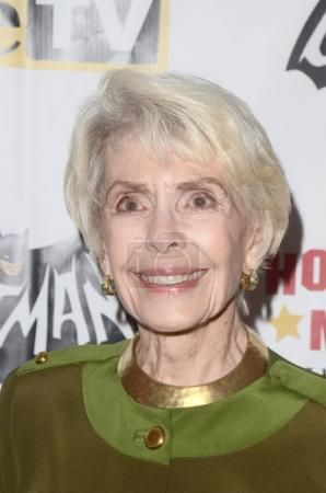 actress Barbara Rush