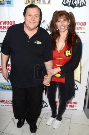 Burt Ward, Tracy Posner