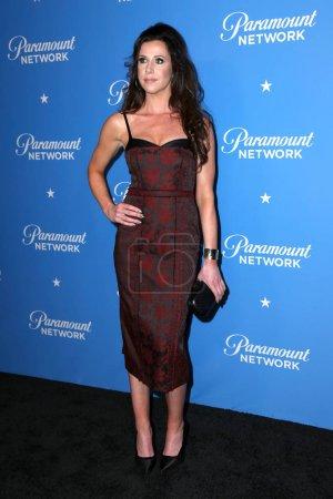 actress Jennifer Bartels