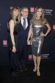 Kate Capshaw, Steven Spielberg, Rita Wilson