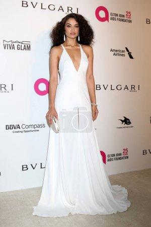 actress Shanina Shaik