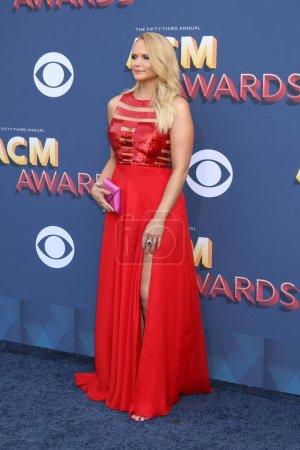 actress Miranda Lambert