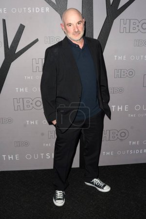 """Photo for LOS ANGELES - JAN 9:  Andrew Bernstein at the """"The Outsider"""" Los Angeles Premiere  at the Director's Guild of America on January 9, 2020 in Los Angeles, CA - Royalty Free Image"""