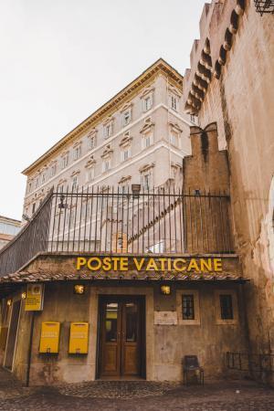 Vatican postal service