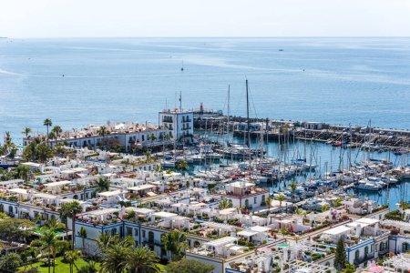 Beautiful City Puerto Mogan in Gran Canaria - Spain