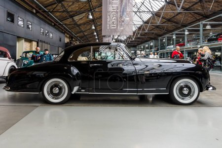 Luxury car Bentley RType Continental