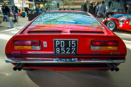Спортивный автомобиль Мазерати Бора типо
