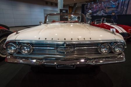 Fullsize car Chevrolet Impala Convertible