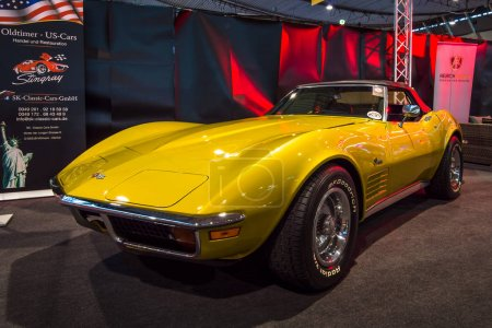 Sports car Chevrolet Corvette Stingray