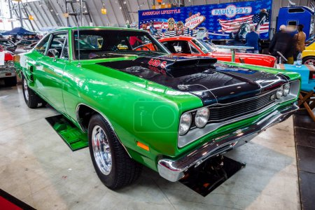 Muscle car Dodge Super Bee