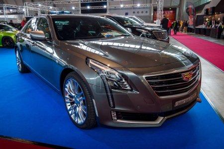 Fullsize luxury car Cadillac CT6
